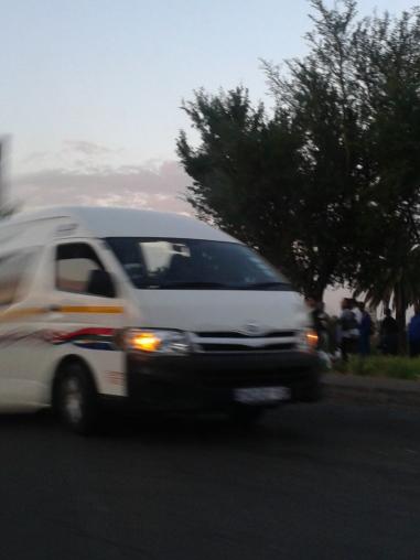 Taxi, Johannesburg