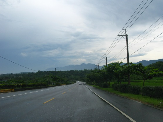 Road tripping in Hualien