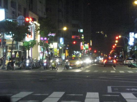Kaohsiung at night